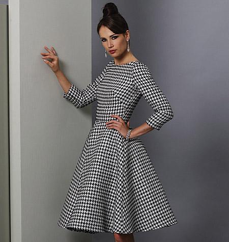 Vogue V8615 - pour bonnets a, b, c, d