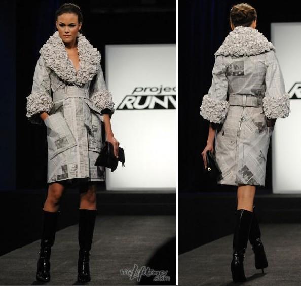 Célèbre Project Runway saison 9 - Couture Stuff IZ51