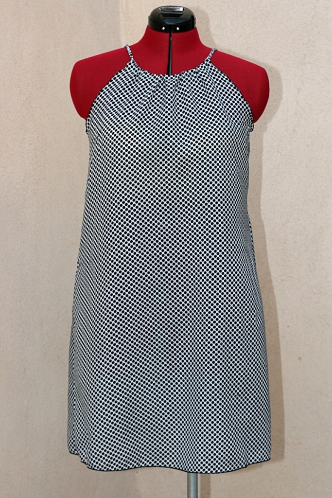 robe simplicity 3835 sans manches