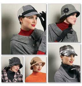 McCall's Chapeaux collection hiver 2011