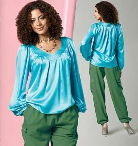 McCall's tuniques et robes M6481