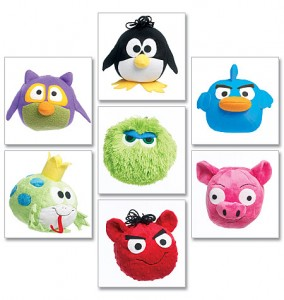 McCall's patrons couture peluches