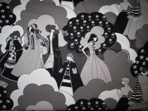 La Strada par le designer de tissu Alexander Henry