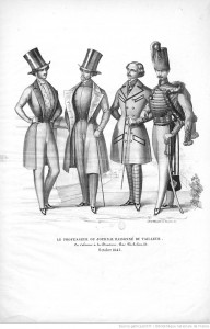 Journal raisonné du tailleur - octobre 1843