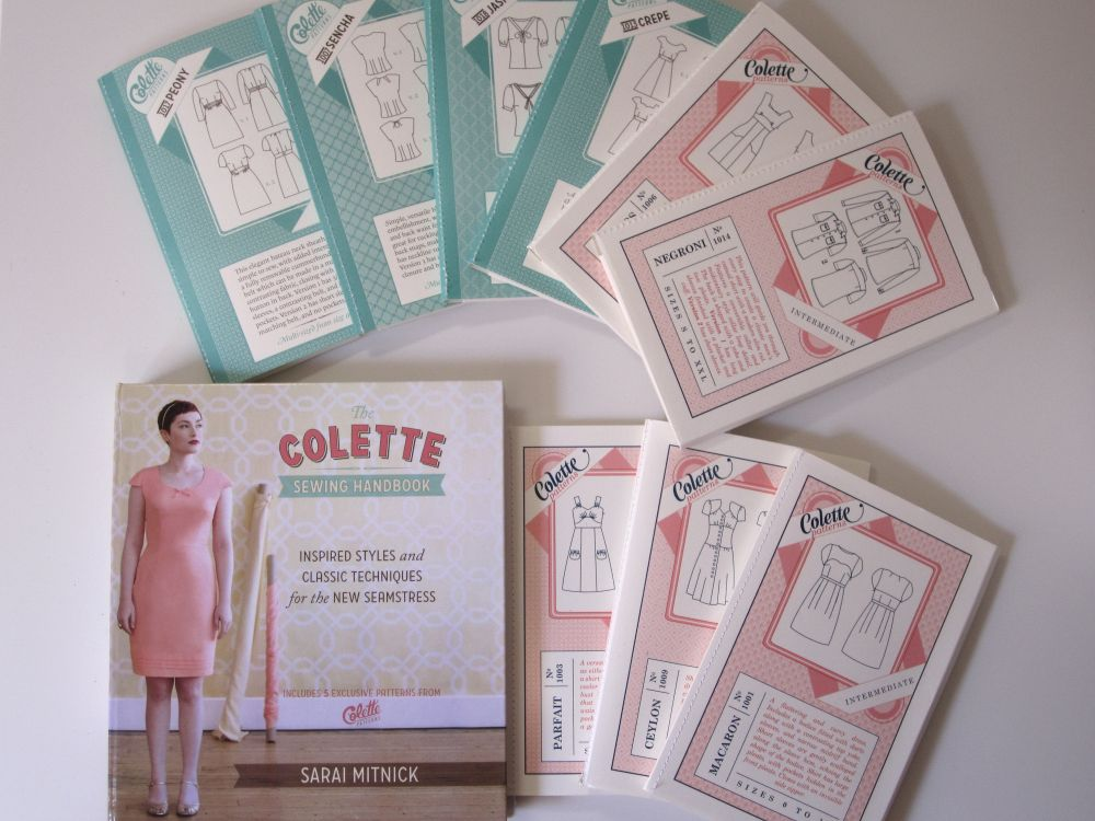Patrons colette patterns