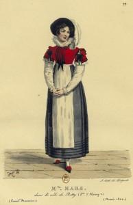 Costume théâtre betty henry V