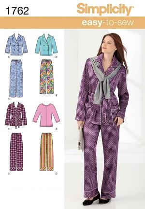 patron pyjama femme
