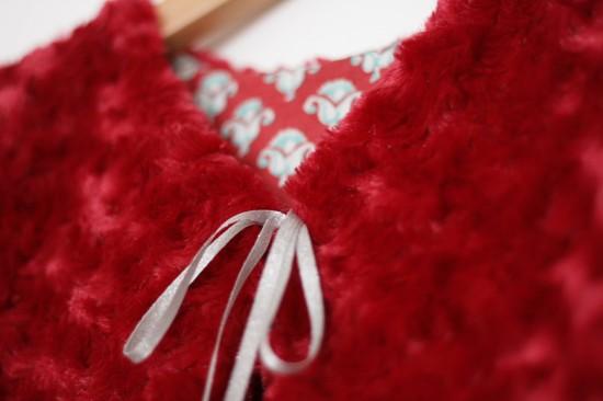 Fourrure rouge