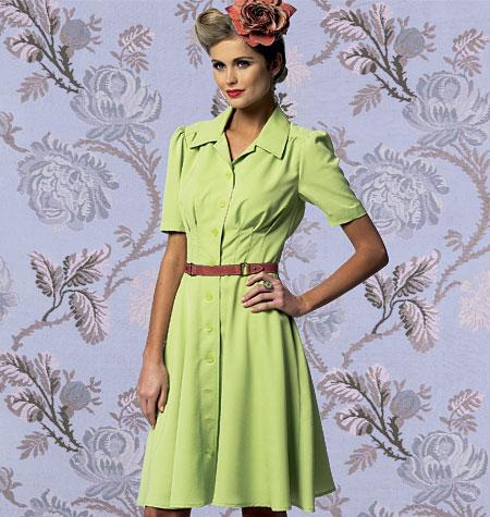 Patron couture années 40